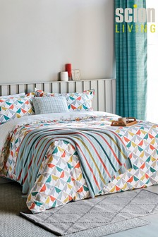 Scion Lintu Birds Cotton Duvet Cover