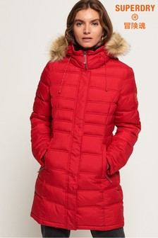 Superdry Mountain Super Fuji Coat