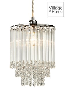 Village At Home Lola Pendant Easy Fit Shade