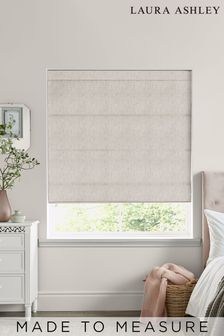 Laura Ashley Whinfell Natural Made to Measure Roman Blind