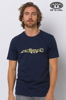 Animal Blue Archive Graphic T-Shirt