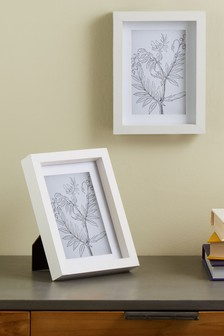 "2 Pack Gallery 6 x 4"" (15 x 10cm) Frames"
