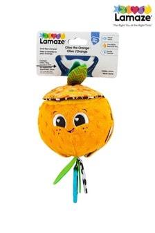 Lamaze Olive The Orange Clip'n'Go Baby Toy