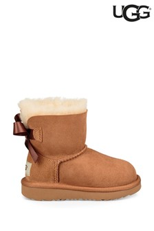 UGG® Classic Mini Bailey Bow Boots