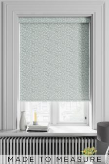 Gilley Duck Egg Blue Made To Measure Roller Blind