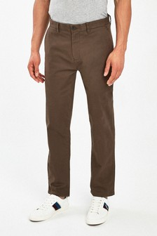 Pantalon chino stretch
