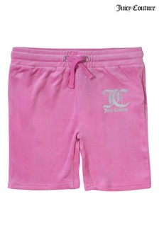 Juicy Couture Velour Cycle Shorts