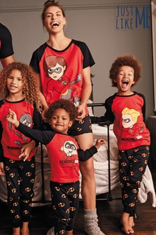 Matching Family Red Incredibles™ Dash Pyjamas (3-12yrs)