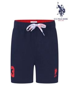U.S. Polo Assn. Player 3 Swim Shorts