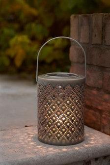 Ceramic Solar Lantern