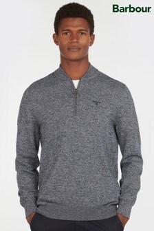 Barbour® Sports Half Zip Sweater
