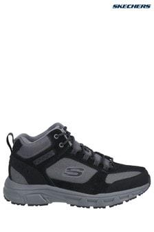 Skechers® Black Oak Canyon-Ironhide Boots
