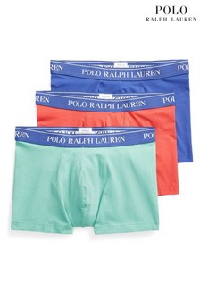 Polo Ralph Lauren Classic Logo Trunks Three Pack