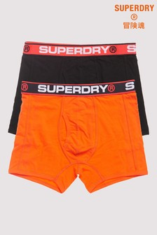 Superdry Sports Boxers Two Pack