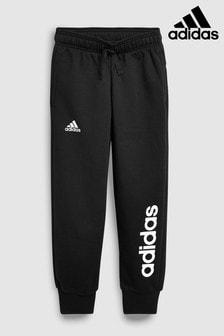 adidas Black Logo Jogger