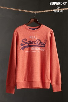 Superdry Vintage Logo Premium Goods Sweatshirt