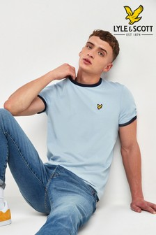 Футболка Lyle & Scott Ringer