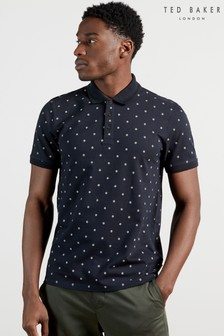 Ted Baker Skipgym Printed Polo