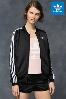 adidas Originals Black Super Girl Track Top