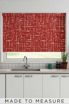 Imperial Chilli Red Made To Measure Roller Blind