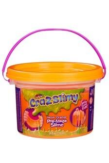 Cra-Z-Slimy Creations 24Fl. Oz. Premade Slim Orange