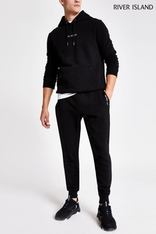 River Island Black Prolific Joggers