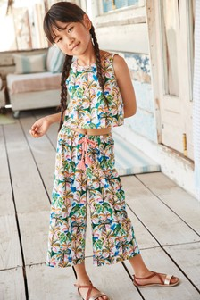 Trousers And Vest Holiday Co-ord Set (3-16yrs)