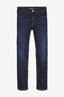 Wąskie jeansy chłopięce Calvin Klein Jeans Luxe