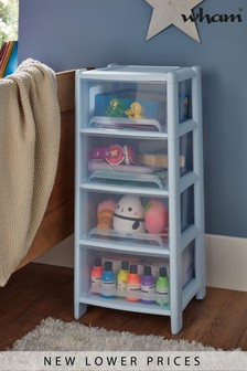 Deep 4 Drawer Unit by Wham