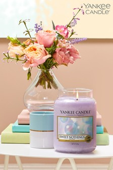 Yankee Candle Classic Large Sweet Nothings Candle