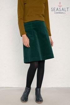 Seasalt Green Thicket Mays Rock Skirt