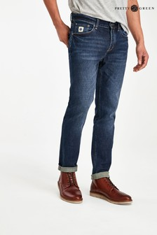 Pretty Green Erwood Slim Fit Jeans