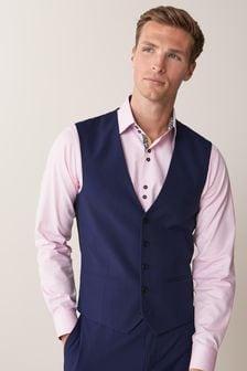 Brand find Mens Stretch Regular Fit Waistcoat