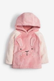Bunny Fleece Hoody (3mths-7yrs)