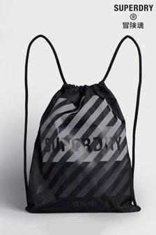 Superdry Reflective Drawstring Bag