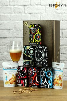 Magic Rock Beer And Nuts Gift Set by LeBonVin