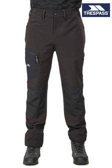 Trespass Black Passcode Male Trousers