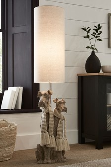 Dog Friend Floor Lamp
