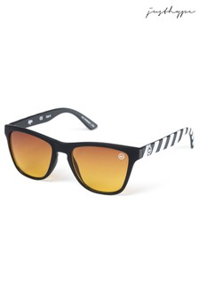 Hype. Stripe Festival Sunglasses