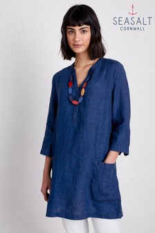 Seasalt May Indigo Melange Tunic