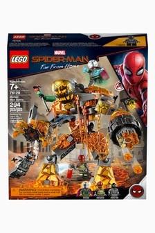 LEGO® Spider-Man™ Molten Man Battle