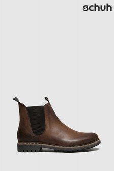 Schuh Brown Dylan Chelsea Boots