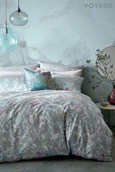 Voyage Fenadina Duvet Cover And Pillowcase Set