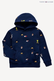 Tommy Hilfiger Looney Tunes All Over Print Hoody