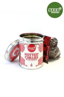 Hottest Chillies In The World Easy Grow Kit