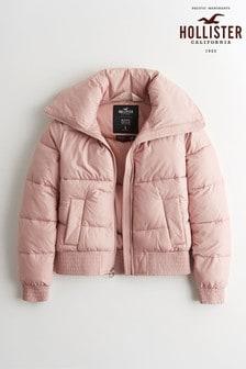 Hollister Fashion Padded Coat