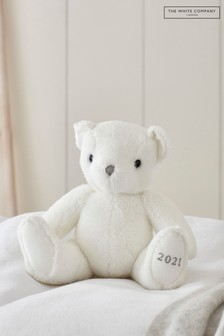 The White Company White 2021 Dated Bear
