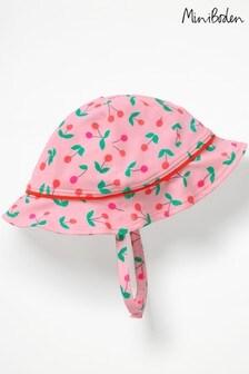 כובע שחייה ורוד של Boden