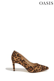 Oasis Animal Kendall Court Shoes
