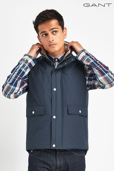 GANT Blue Weekend Vest